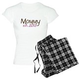 New Mommy Est 2013 pajamas