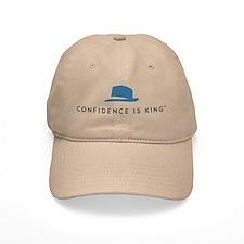 Confidence Is King Baseball Cap