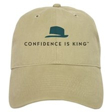 Confidence Is King Cap