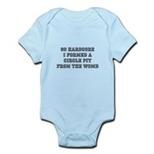 circle pit womb body suit/onesie