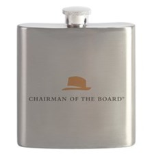 Chairman Of The Board Flask