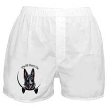 Black GSD IAAM Boxer Shorts