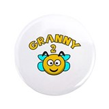 "Granny 2 Bee 3.5"" Button (100 pack)"