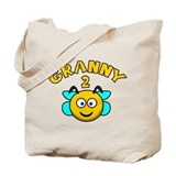 Granny 2 Bee Tote Bag