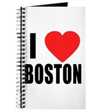 I HEART BOSTON Journal