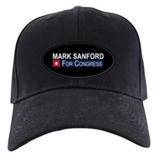 Elect Mark Sanford Baseball Hat