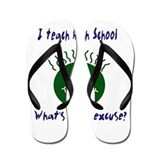 high school.png Flip Flops
