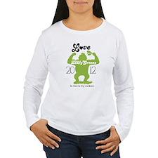 Love them Leafy Greens Long Sleeve T-Shirt