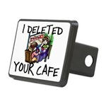 Deleted Cafe Rectangular Hitch Cover