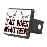 Sais Does Matter Rectangular Hitch Cover