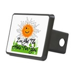 Hots For You Rectangular Hitch Cover