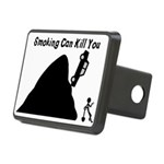 Smoking Can Kill You Rectangular Hitch Cover