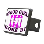 Good Girl Gone Bi Rectangular Hitch Cover