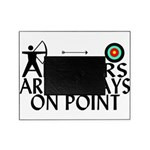 Archers On Point Picture Frame