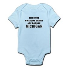 THE MOST AWESOME BABIES ARE BORN IN MICHIGAN Body