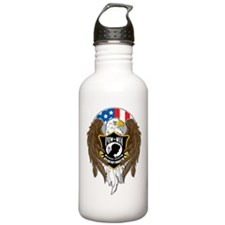 POW/MIA Eagle Water Bottle