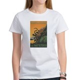 &quot;A New Dawn&quot; Tree Octopus T-Shirt