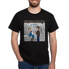 Hand Dryer Jetpack T-Shirt