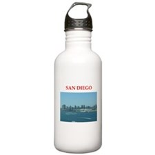 san diego Water Bottle