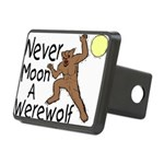 Moon A Werewolf Rectangular Hitch Cover