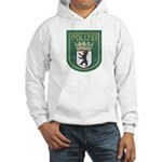 Berlin Police Hooded Sweatshirt