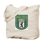 Berlin Police Tote Bag
