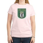 Berlin Police Women's Pink T-Shirt