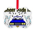 Ghost Ride It Picture Ornament