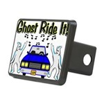 Ghost Ride It Rectangular Hitch Cover