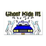 Ghost Ride It Rectangle Car Magnet