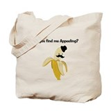 Appeeling Tote Bag