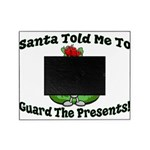 Guard Presents Picture Frame