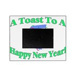 New Year's Toast Picture Frame
