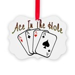 Ace Hole.png Picture Ornament