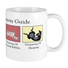 Greyhound Activity Guide Mug