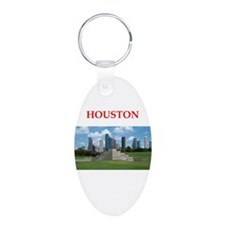 houston Keychains