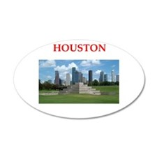 houston Wall Decal