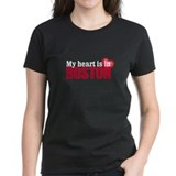 My heart is in Boston Tee