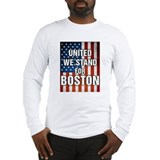 Run boston Long Sleeve T's