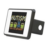 Autism Hitch Cover