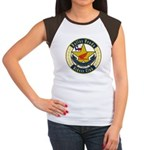 DHRC Women's Cap Sleeve T-Shirt