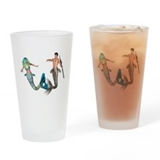 Poseidon Drinking Glass