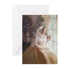 """The Bride of Christ"" Fine Art Note Cards (6)"