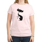 Body & Cola Women's Kitty Kat T-Shirt