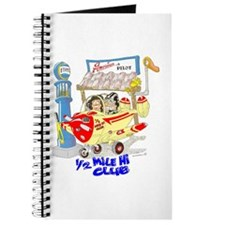 1/2 MILE-HI CLUB Journal