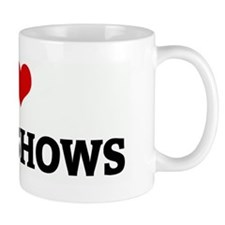 I Love GAME SHOWS Mug