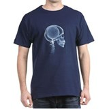 x-ray head soccer T-Shirt