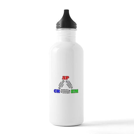 APCHEM three states tshirt.png Water Bottle