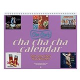 Cha Cha Cha Wall Calendar