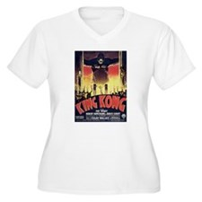 King Kong 1933 French poster Plus Size T-Shirt
